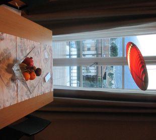 Esszimmer des Appartements Hapimag Resort Merano