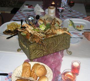 Seafood im La Vista