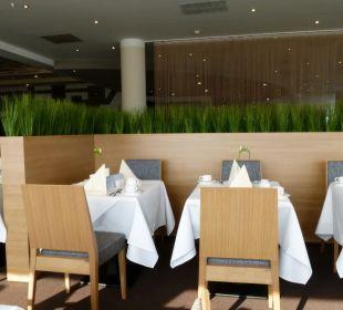 Im Frühstücksrestaurant Hotel Neptun