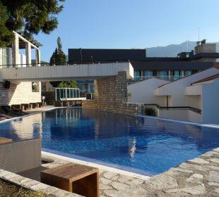 Kleiner pool Hotel Avala