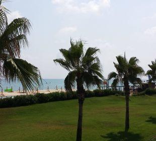 Zwischen Meer und Pool Sherwood Dreams Resort