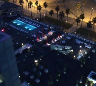 Pool W Barcelona Hotel