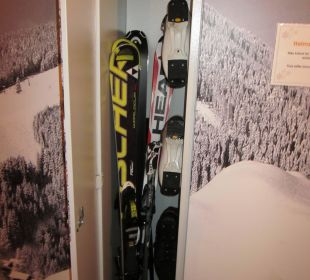 Skikelleer Ski Schrank Talheimer Grias di & Hoamat