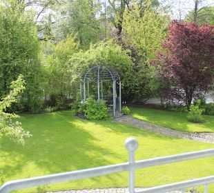 Gartenblick Ferienwohnungen & Pension Domicil am Stadtpark