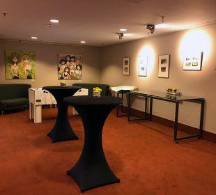 Eventbereich Sheraton Düsseldorf Airport Hotel