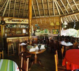 Bar Innenansicht Hotel Pousada Colibri