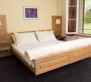 Standard Zimmer Hotel Jungfrau