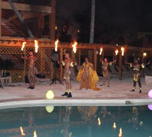 BBQ-Abend VIK Hotel Cayena Beach Club