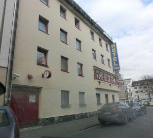 Das Hotel Hotel Ludwig