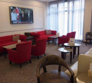 Lobby/Hotelbar Novotel Nürnberg Centre Ville