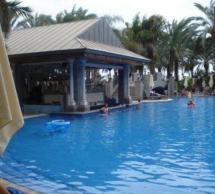 Bar im Pool