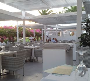 Restaurant Hotel Nissi Beach Resort