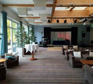Showbühne Quellness Golf Resort - Das Ludwig