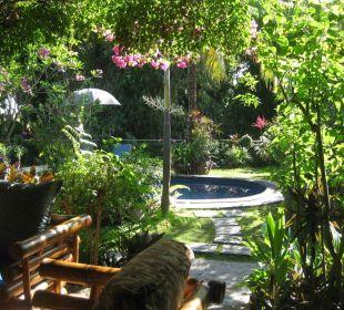 Der Garten Saraswati Holiday House