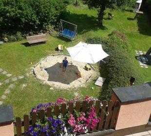 Sandspielplatz Familienhotel Filzmooserhof