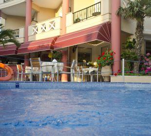 Legen Sie sich ruhig hier Evdion Hotel