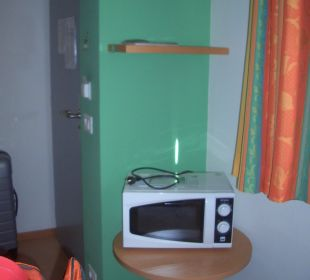 Premiumausstattung: Mikrowelle Hapimag Resort Merano