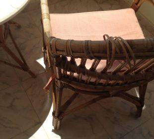 Möbel löst sich auf