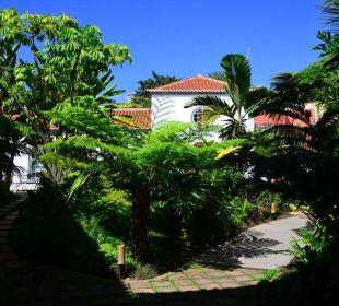 Herrlicher Garten Hotel Hacienda de Abajo