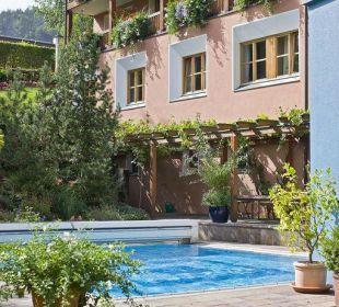 Sommerbild Hotel Montafoner Hof