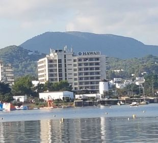 Hotel von San Antonio aus gesehen Intertur Hotel Hawaii Ibiza