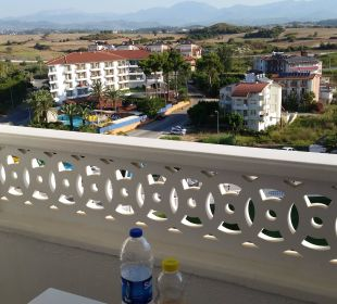 Balkon Hotel Defne Defnem