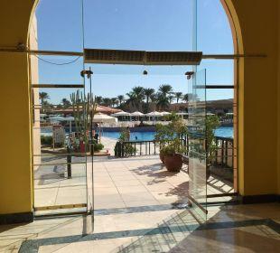 Lobby zum Pool