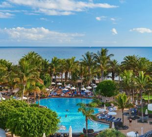 Pool und Meerblick Hotel Hipotels La Geria