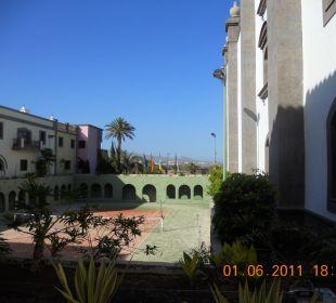 Tennisplatz Lopesan Villa del Conde Resort & Spa