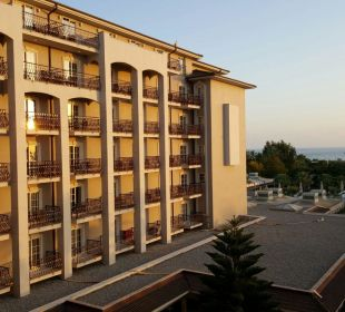 Haupthaus Sunis Hotels Elita Beach Resort & SPA