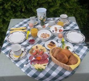 Super Frühstück Gästehaus Linde