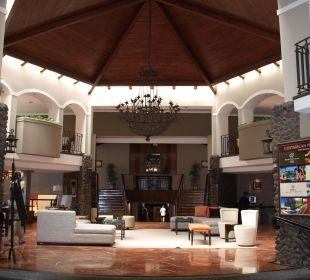 Lobby DoubleTree by Hilton Hotel Cariari San Jose - Costa Rica