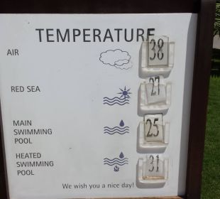 Temperatur im Juni