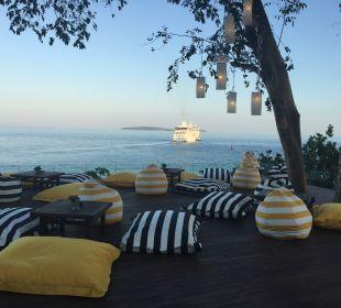 Ausblick Cape Panwa Hotel