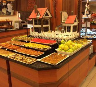 Kuchenbuffet Hotel Titan Select