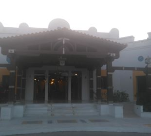 Haupteingang Hotel Lagas Aegean Village