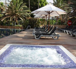 Jacuzzi Hotel Playa Golf