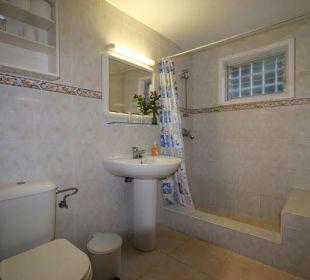 Badezimmer Großes Apartment 7 Finca El Rincon