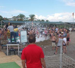 Schaumparty Belek Beach Resort Hotel