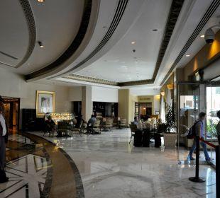 Lobby Sheraton Hotel & Resort Abu Dhabi