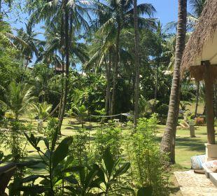 Gartenanlage Cape Panwa Hotel