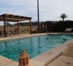 Hier macht das baden Spass Agroturismo S'Hort de Son Caulelles