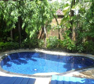 Privater Villenpool Villa Nduru Villas Parigata Resort
