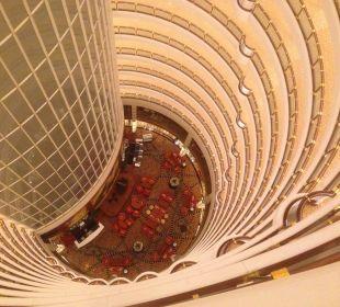 Atrium / Restaurant Hotel Grand Hyatt Shanghai