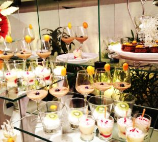 Desserts Lily Beach Resort & Spa