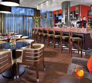 Hotelbar Hotel Courtyard by Marriott München City Center
