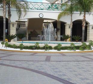 Außenansicht Lindos Princess Beach Hotel