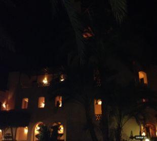 Außenansicht Hotel Steigenberger Coraya Beach