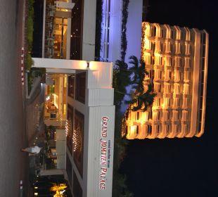 Hotel von außen Hotel Grand Jomtien Palace