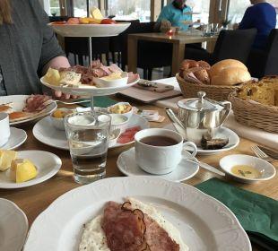Frühstück  Hotel Fischer am See